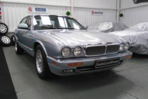 1996 Jaguar XJ6 3.2 Executive. 57'000 miles & immaculate. Ice Blue Cream leather Photo