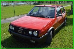 1984 Fiat Ritmo 130 TC