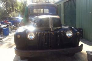 1947 Ford Jail BAR Truck