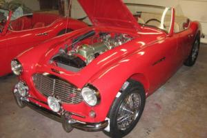 1959 Austin Healey 3000 BT 7
