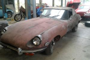 1970 Jaguar E Type Coupe in QLD