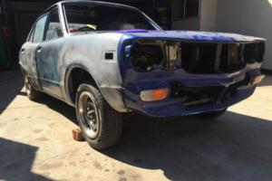 Mazda RX3 808 Project CAR in NSW