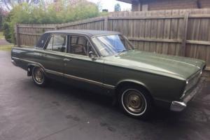 Valiant VC V8 1967 Sedan Collectors CAR Genuine Survivor CAR Barn Find in VIC