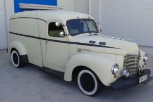 International Harvester 1948 KB2 Panel Truck VAN in QLD