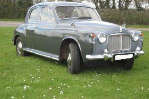 Rover P4 110 1963 For Sale in Essex