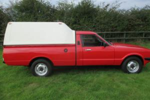 FORD CORTINA 1986 P100 MINT CONDITION