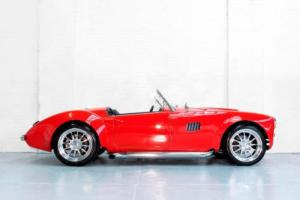 1957 Red MG MGA AC Cobra Custom Convertible 4.3 V6 Chevrolet 240bhp LHD