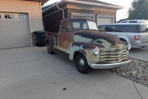 Chevrolet: Other Pickups Five Window Cab