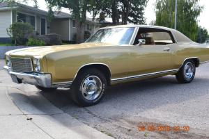 Chevrolet: Monte Carlo Base Hardtop 2-Door