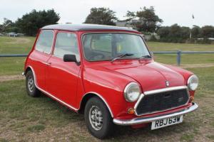 Classic Austin Mini HL