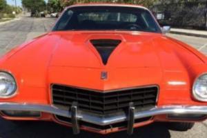 1973 Camaro in SA