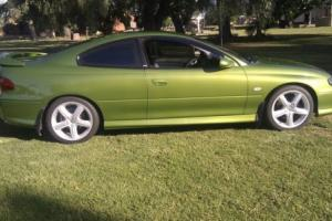 Monaro 2002CV8 in VIC