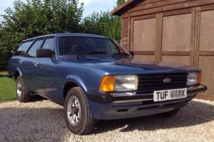 FORD CORTINA ESTATE 2.0GL...! 5-SPEED...! NEW MOT, READY TO USE AND ENJOY..!!