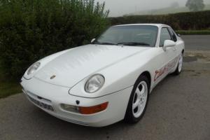 Porsche 968 3.0 Tiptronic (rhd) GRAND PRIX WHITE Photo