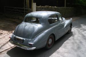 1956 Sunbeam supreme (Sunbeam Talbot 90 mk III)
