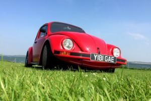 Classic Volkswagon Beetle show condition 13913 miles from new