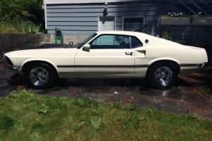 Ford: Mustang Mach1