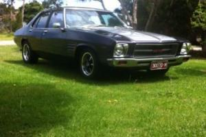 Holden HQ GTS Monaro 73 in VIC