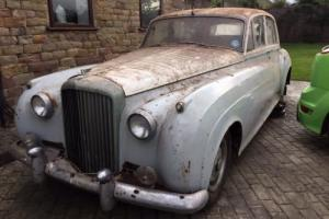 1956 Bentley S1, very low mileage 38,000, stored since 1977, barn find