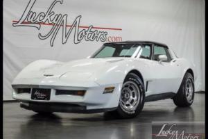 1981 Chevrolet Corvette Photo