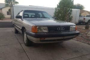 1987 Audi 5000 Quattro Photo