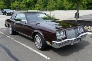 1985 Buick Riviera Coupe