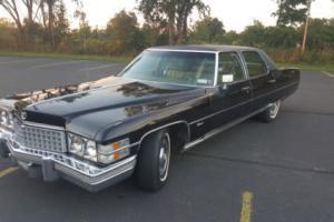 1974 Cadillac Fleetwood Series 60