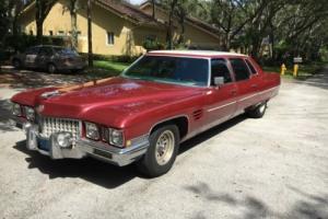 1971 Cadillac Fleetwood Factory Limosin