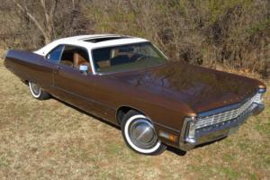 1971 Chrysler Imperial LeBaron 2dr Coupe