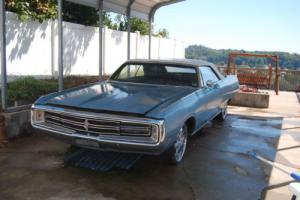 1969 Chrysler 300 Series 300