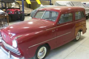 1950 Other Makes Super Station Wagon