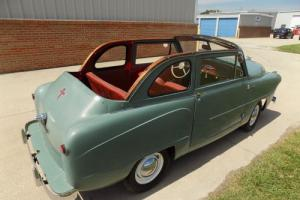 1951 Fiat Other Rare Crosley Super Convertible