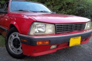1989 Peugeot 505