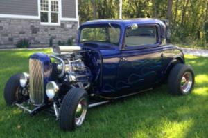 1932 Ford Coupe 3 Window