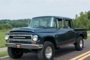 1967 International Harvester 100B Pick Up Crew Cab 4X4