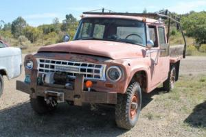 1963 International Harvester 1200 Series