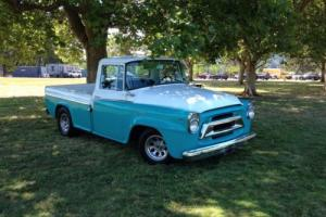 1957 International Harvester A100 Photo
