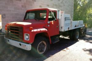 1985 International Harvester 1654 Series 97 Utility
