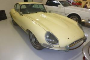 1964 Jaguar E-Type Photo