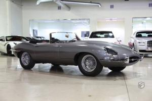 1961 Jaguar E-Type Photo