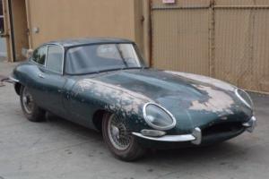 1962 Jaguar XK