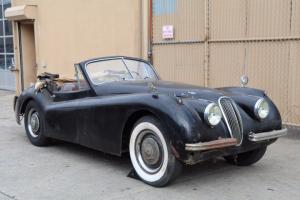 1953 Jaguar XK Photo
