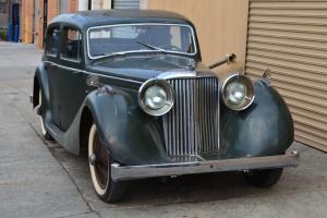 1946 Jaguar MK IV Photo