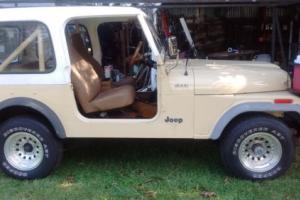 1977 Jeep CJ CJ 7