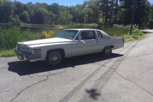 1978 Cadillac DeVille Coupe Deville