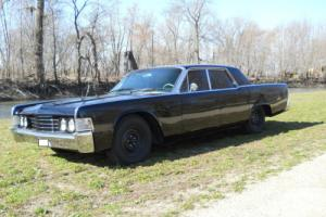 1965 Lincoln Continental Base
