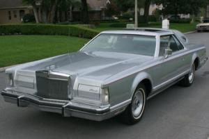 1979 Lincoln Mark Series MARK V - 66K