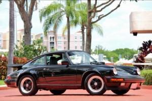1986 Porsche 911 Carrera Photo