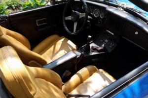 1976 MG MGB
