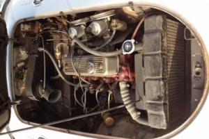 1962 MG MGA 1600 Photo